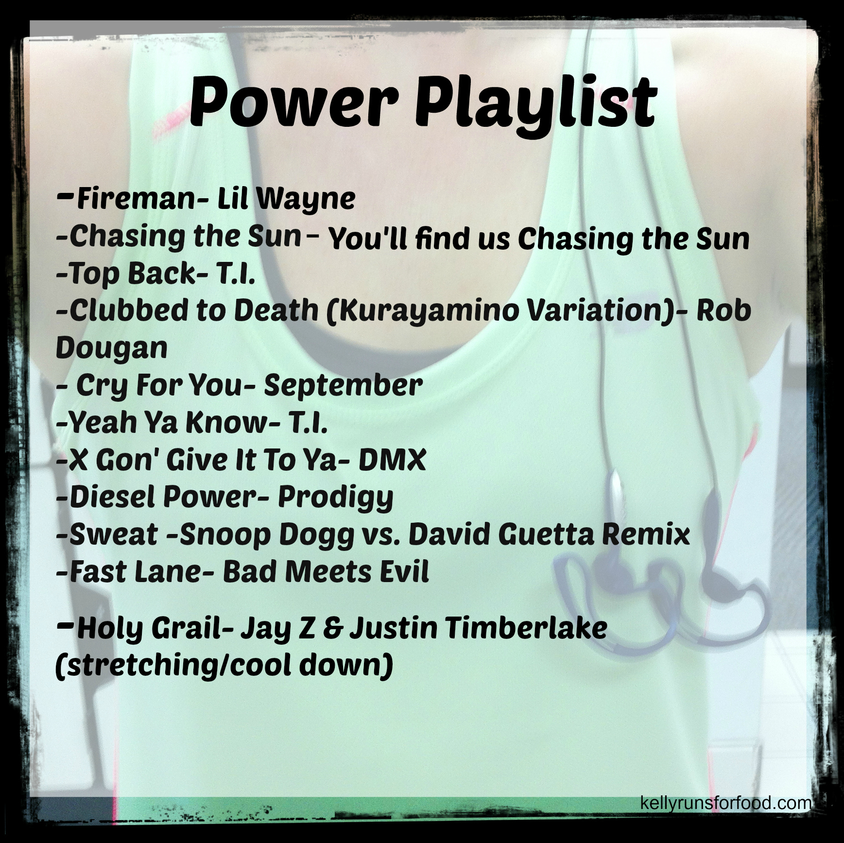 Power Playlist