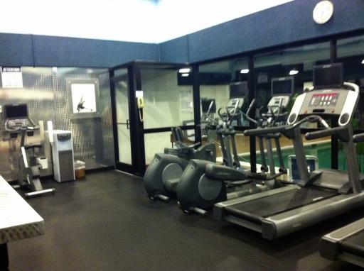 Hotel Gym Crowne Plaza