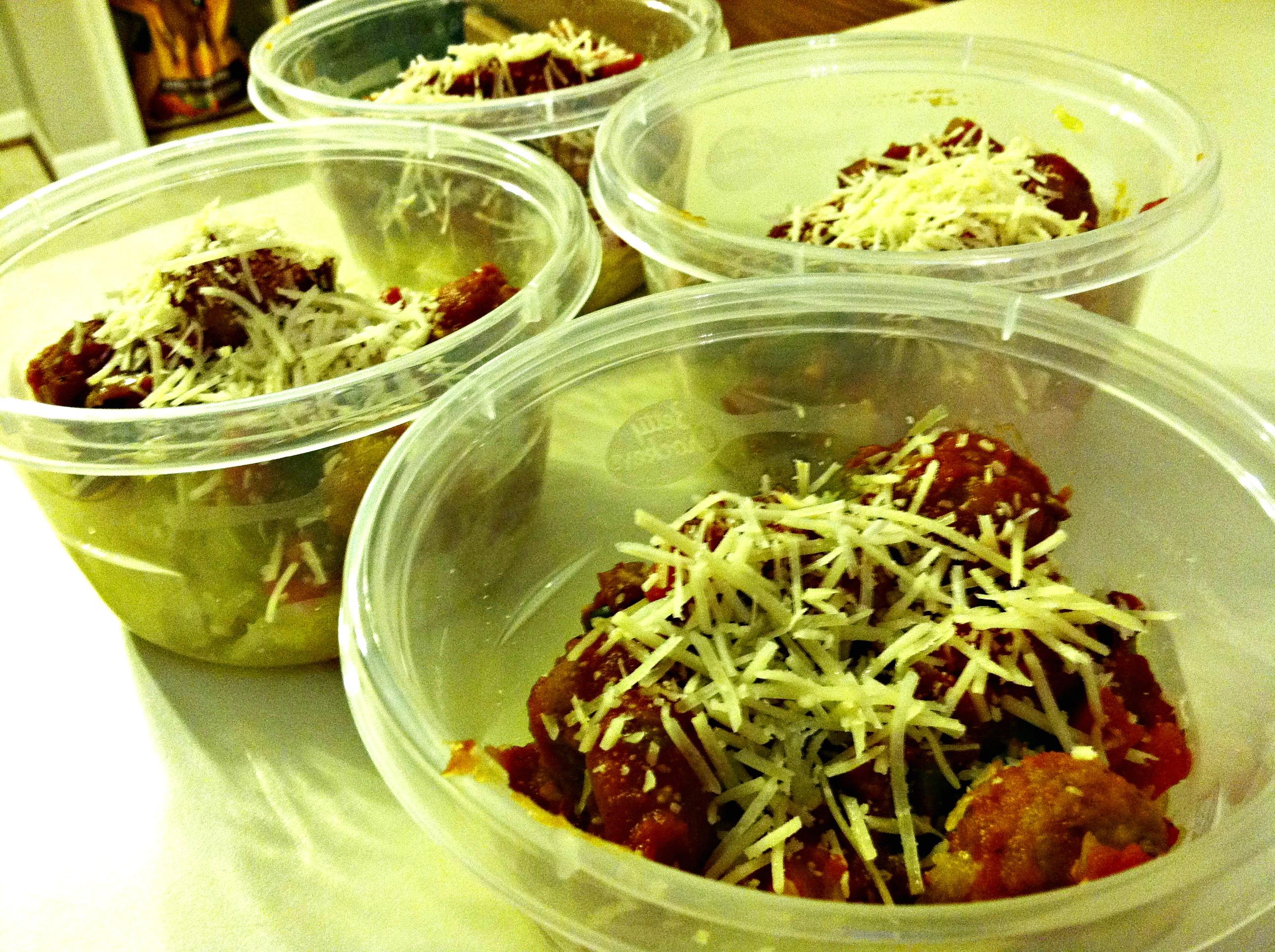 spaghetti squash leftovers
