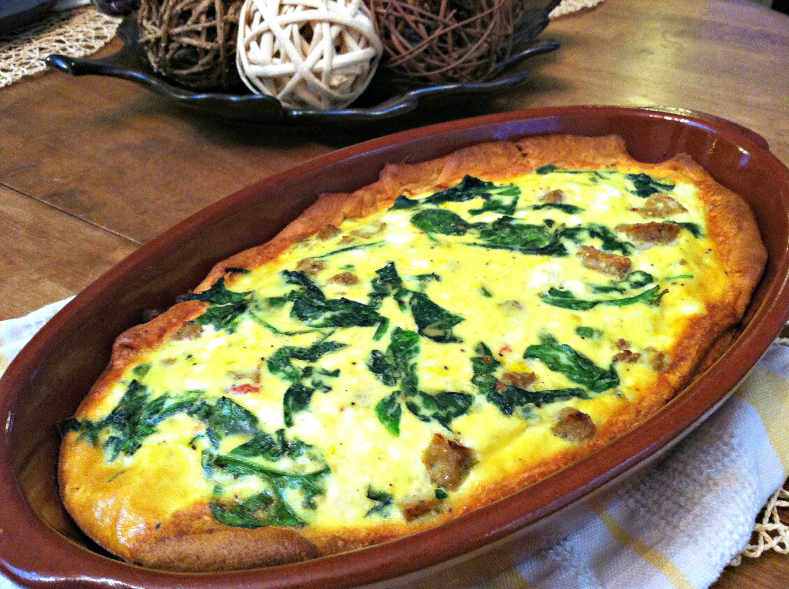 breakfast casserole 2