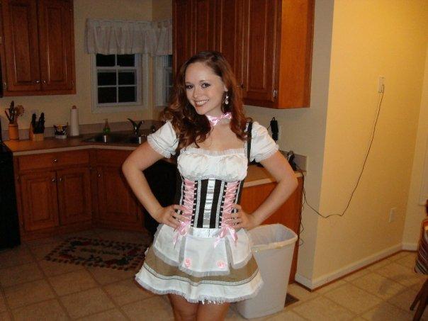 German Halloween Costume
