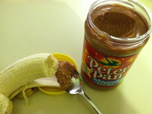 PB Banana breakfast