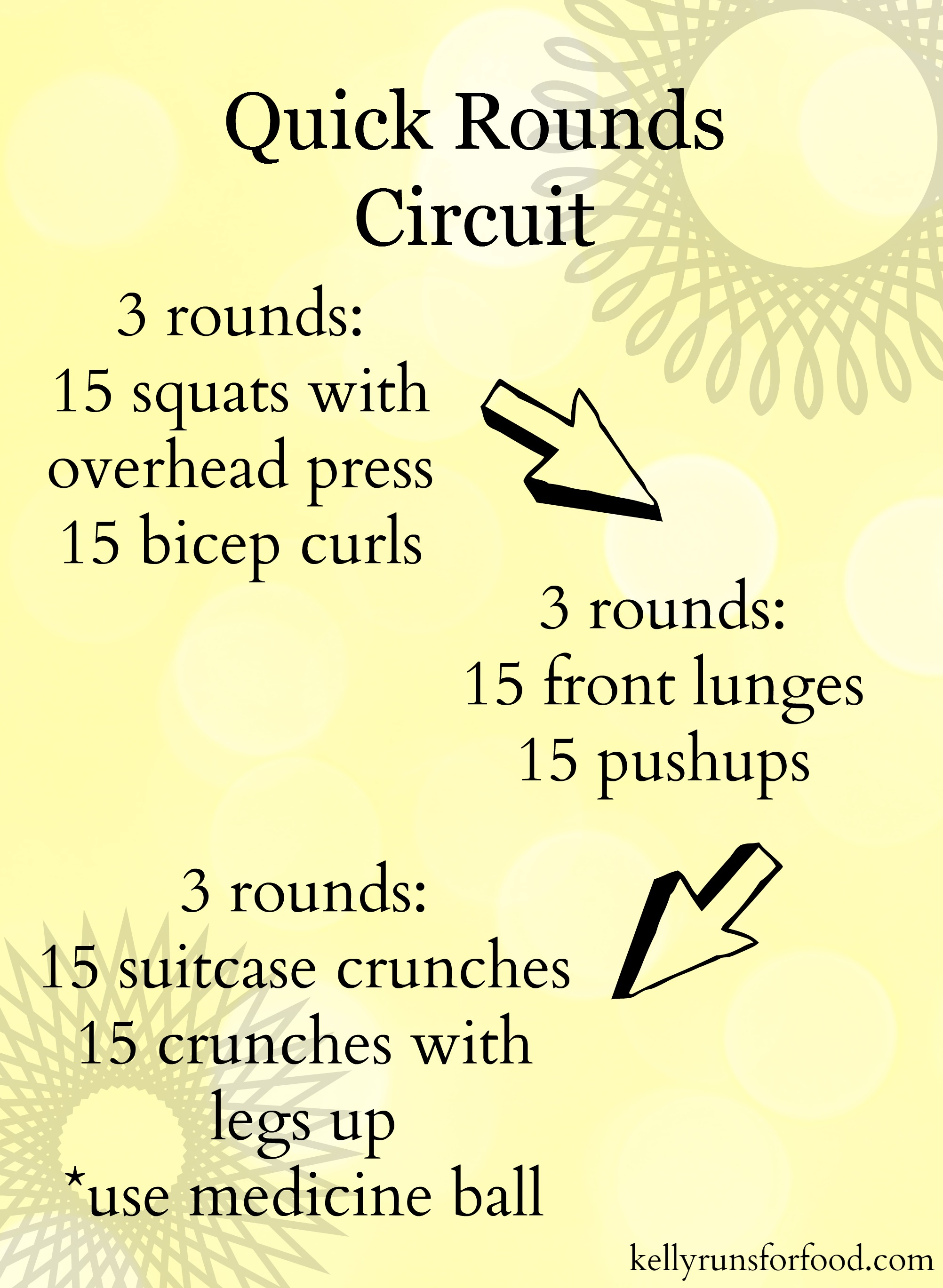 Quick Rounds Circuit