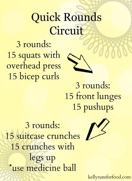 Quick Rounds Circuit