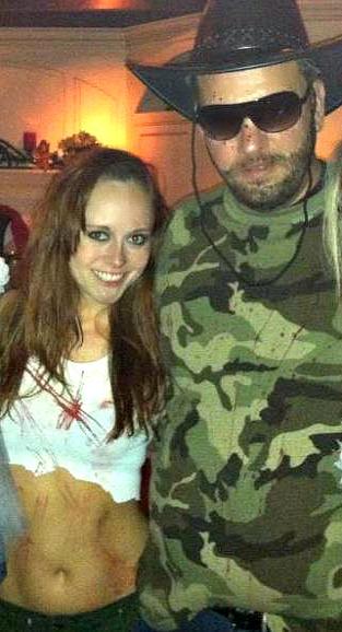 Zombie hunter costumes 1