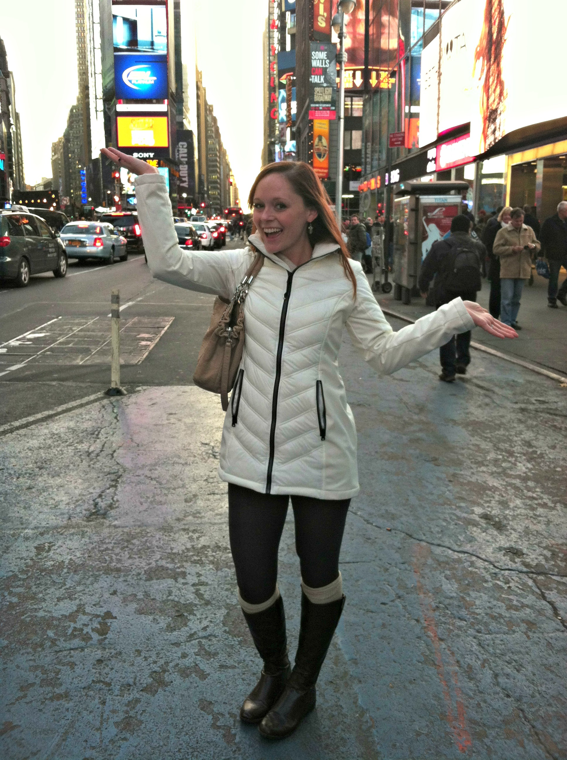 Kelly Times Square