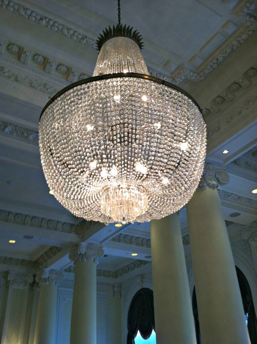 Jefferson chandelier