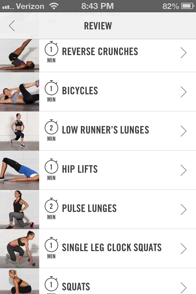 NTC abs and butt