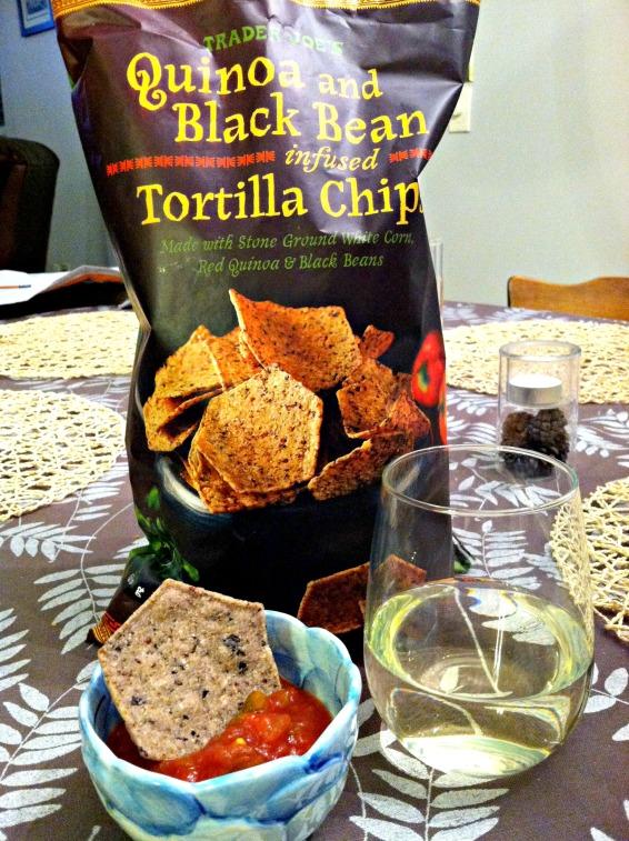 Trader Joe's quinoa chips