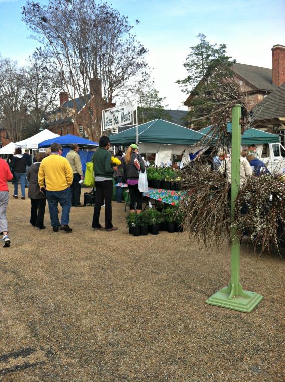 CW farmer's market