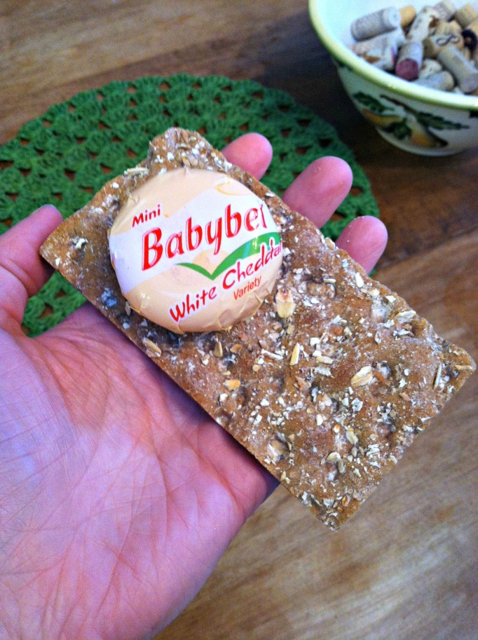 Babybell cheese