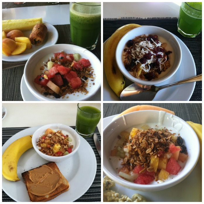 Mexico Breakfast Collage
